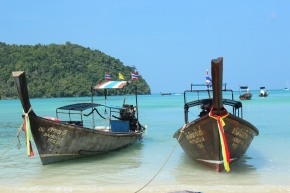 Koh Phi Phi is the place to be!