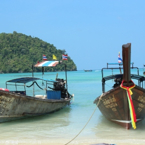 Koh Phi Phi is the place tobe!