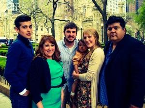 Shay's family